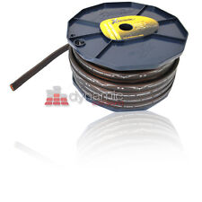 xScorpion FG4.80BK 80 ft. Spool 4 Gauge Flat Power/Ground Cable in Black New