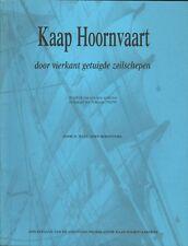 KAAP HOORNVAART DOOR VIERKANTE GETUIGDE ZEILSCHEPEN - H . Hazelhoff Roelfzema