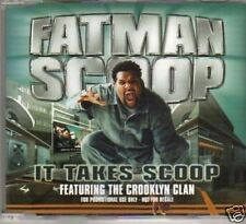 (343W) Fatman Scoop, It Takes Scoop - DJ CD