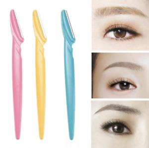 1Pc Portable Trimmer Eyebrow Hair Remover Set Women Face Razor Eyebrow Trimmers