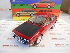 LM130C1 by LAUDORACING MODEL ALFA ROMEO ALFETTA GTV 2.0 TURBODELTA 1979 1/18