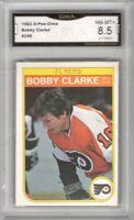 1982-83 O-Pee-Chee #248 Bobby Clarke | Graded NM/MT+ | Philadelphia Flyers