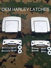 #2 OEM HARLEY TOUR PACK PAK PAC LATCH ELECTRA STREET ROAD TOURING KING