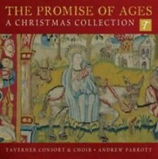 The Promise of Ages: A Christmas Collection, New Music