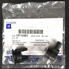 07-09 Caddy SRX Rear Parking Aid Sensor Backup Reverse Distance GM 19116421 OEM