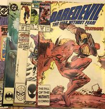 Huge Lot Of 50 Comics  All Marvel and DC **Hulk Batman Daredevil and More**