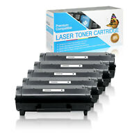 USA Advantage Compatible Toner Cartridge for Dell 593-BBYP (Black,5 Pack)
