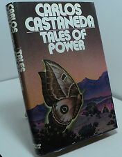 Tales of Power by Carlos Castaneda - First edition