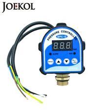 WPC10 Digital Water Pressure Switch Digital Display Eletronic Pressure Contr…