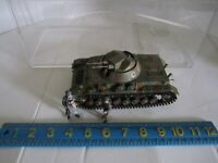 1/35 scale WW2 German Kugelblitz with display case, +2 figures Built and painted