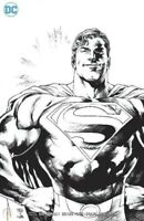 SUPERMAN #1 1:100 B&W Incentive Variant Cover