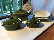 VINTAGE HALL BAKING DISHES