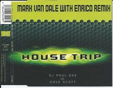 DJ PAUL ONE vs DAVE SCOTT - House Trip (Mark van Dale Remix) CDM 5TR Trance 1998