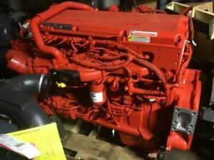 Cummins X 15 Diesel Engine, 565HP. All Complete