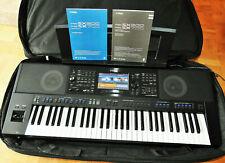 Yamaha PSR-SX900 Keyboard 61 Tasten 525 Styles 128-stimmig 1337 Voices * Extras