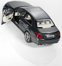 NOREV 2014 Mercedes Benz C Class AVANTGARDE W205 Grey (DEALER) 1:18 Last One!