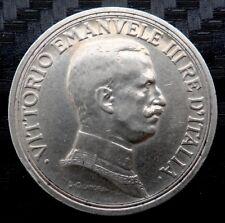 Moneta 2 Lire 1916 Vittorio Emanuele III  SPL   ( 1016 )