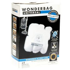 4 x Wonderbag Allergy Care Vacuum Cleaner Dust Bags ROWENTA TEFAL MOULINEX