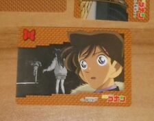 DETECTIVE CONAN PP CARDDASS CARD CARTE 41 MADE IN JAPAN 1996 NM