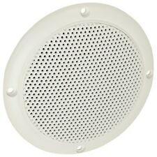 Waterproof Marine Speaker 4 Ohm White 10 cm Watertight
