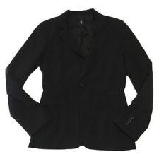 T Tahari Black Lined Blazer Size 4 D22