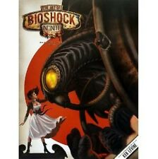 The Art of BIOSHOCK INFINITE illustration art book / PS3 / XBOX360