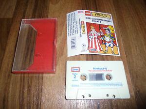 MC LEGO PIRATEN # 4 -- der GEHEIMNISVOLLE SCHATZ // EUROPA-Hörspiel 1990