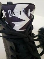 New Nike Air Jordan Retro VII 7 Baseball Cleats,Men's Size 10, oreo, 684943-010