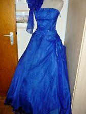 Kleid Ballkleid Brautkleid Gr.XS-S 34-36 Verlobung Abendkleid Hochzeit Abiball