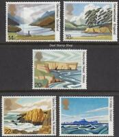 GB 1981 50th Anniv. of National Trust Scotland SG1155-59 Unmounted Mint