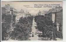 Straßenbahn Ansichtskarten vor 1914 aus Österreich