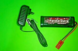REDCAT RACING EVEREST 1/10 STOCK BATTERY AND CHARGER 2000 mAh 7.2V