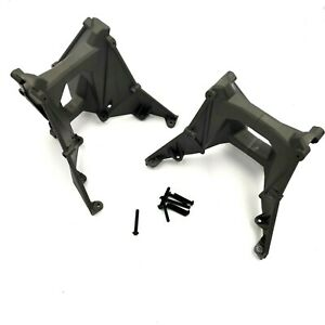 Traxxas X-Maxx Front & Rear Shock Towers (Left and Right halves) 7738 7739 New
