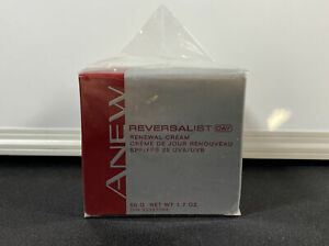 "Avon ANEW ""REVERSALIST"" DAY RENEWAL CREAM 1.7 oz New Sealed NOS"