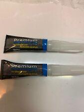 PolypLab Pro Glue Premium Coral Frag Glue Aquarium Glue 4g (2 Pack) New