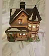 Dept 56 Thomas J. Julian House New England Heritage Village # 56590 Mint