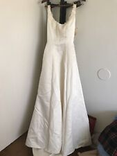 Wedding Dress Bride Gown David's Bridal New With Tags