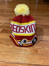 Brand New Washington Redskins New Era Knit Hat Sideline Beanie Stocking Cap NWT