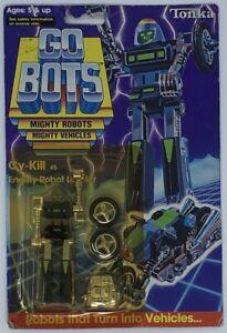Tonka GoBots Cy-Kill 1985 action figure