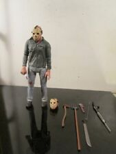100% Authentic NECA FRIDAY THE 13TH ULTIMATE PART 3 3D JASON VOORHEES FIGURE
