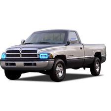 for Dodge Ram 1500 94-02 Blue LED Halo kit for Headlights