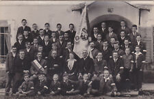 """Foto - K.B.V. """"Jungsteirer"""" Kainach, Katholischer Burschenverein Kainach 1927"""