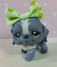 Littlest Pet Shop Hund #1133 Bernhardiner dog LPS