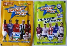 SHOOT OUT FOOTBALL CARDS TRADING CARDS 4 x Unopened packets 2006-2007