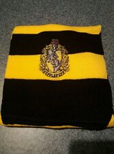 Harry Potter house Hufflepuff school of Hogwarts cosplay scarf costume