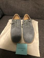 Cole Haan Lunargrand Size 10 Grey Blue White Casual