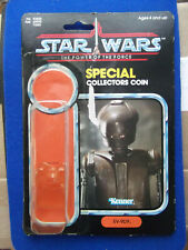 EV-9D9 Cardback Bubble Star Wars Action Figure POTF original vintage last 17