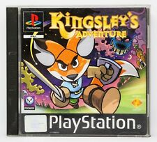 KINGSLEY'S ADVENTURE - PLAYSTATION PSX PS1 PLAY STATION 1 - PAL ESPAÑA