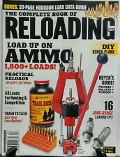 The Complete Book of Reloading 2017 Load Up On Ammo Bullets FREE SHIPPING sb