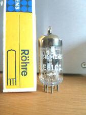 Eine Röhre Siemens E81CC neu & unbenutzt in OVP - one tube Siemens E81CC NOS